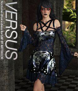 VERSUS - Nocturne dForce dress for G8F