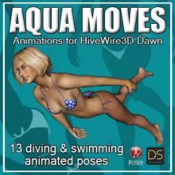 Aqua Moves for Dawn