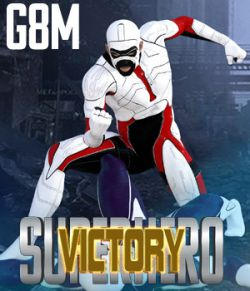 SuperHero Victory for G8M Volume 1