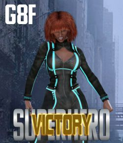 SuperHero Victory for G8F Volume 1