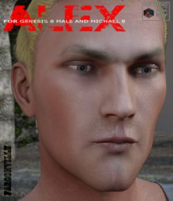 Alex for Genesis 8 Male and Michael 8