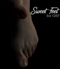 Sweet Feet for G8F