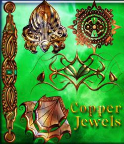 Harvest Moons Copper Jewels