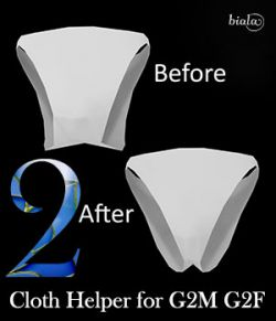 Cloth Helper for G2F and G2M