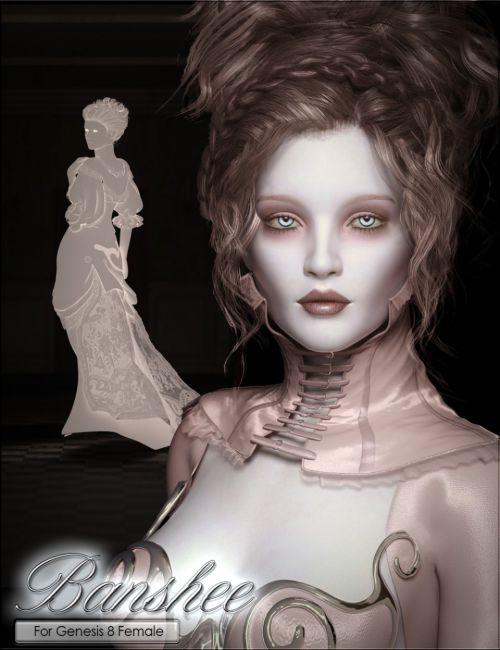 VYK Banshee for Genesis 8 Female