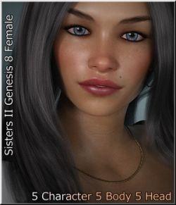 Sisters- II Genesis 8 Female