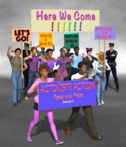 Activists Action Genesis 2