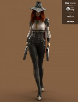 jiwoo Azrael for Genesis 8 Female(s)