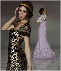 Feminine For Dforce Cape Dress