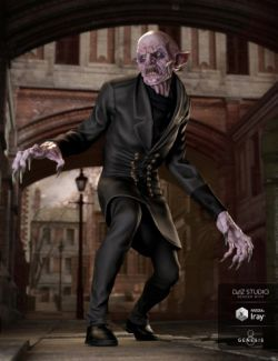 The Count Outfit for Genesis 8 Male(s)