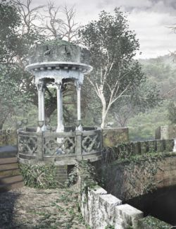 Rivendell Gazebo