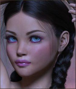 TDT-Sonya for Genesis 8 Female