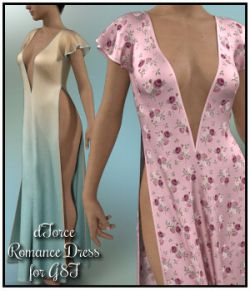 dForce- Romance Dress for G8F