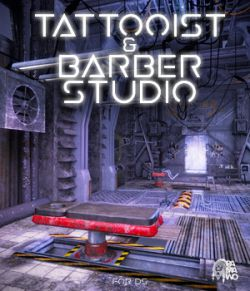 Tattooist & Barber Studio DS
