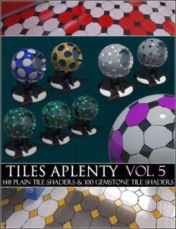 Tiles Aplenty Vol V