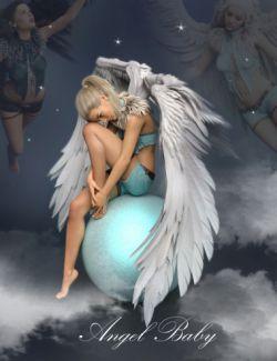 iG Angel Baby Poses For Genesis 8 Female(s)
