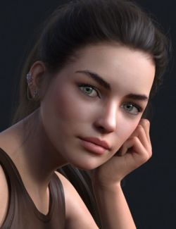 Lexy HD for Genesis 8 Female
