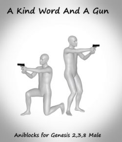 A Kind Word And A Gun