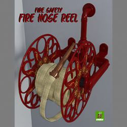 3WC Fire Safety- Fire Hose Reel