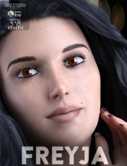 Freyja for Genesis 3 and 8 Females