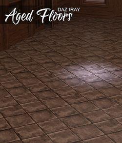 DAZ Iray- Aged Floors