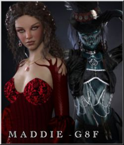 Maddie- G8F- Dark and Light