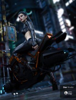 Yamaki Hover Bike