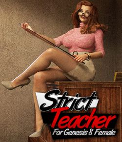 Strict Teacher For G8F