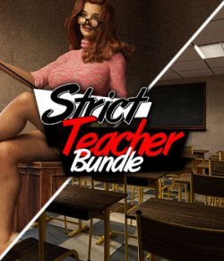 Strict Teacher - BUNDLE