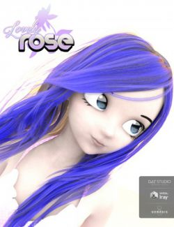 Lovely Rose for Posey and Genesis 8 Female(s)