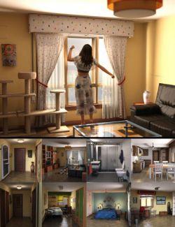 European Style Apartment