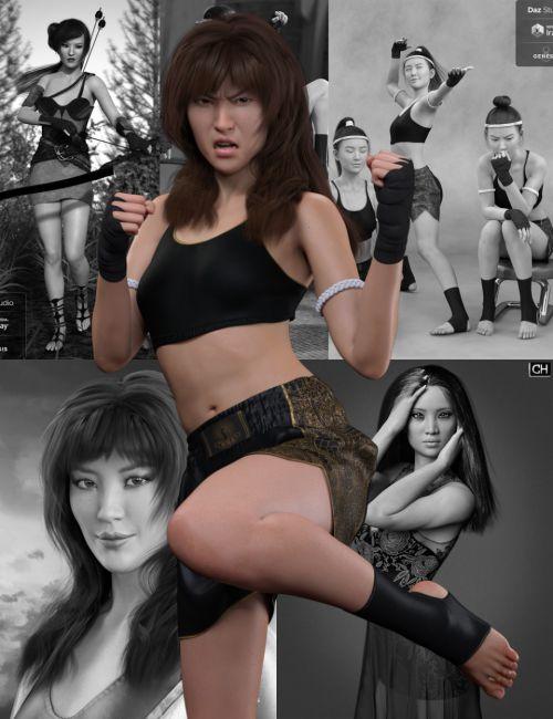 Mei Lin 8 Starter Bundle