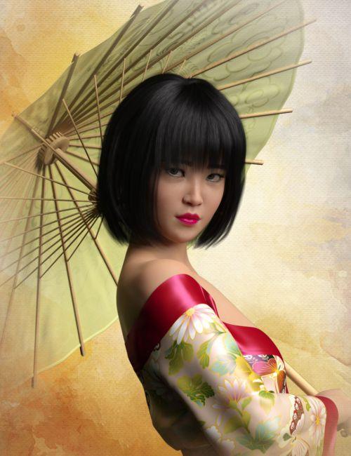 HP Zhi Ruo and Parasol for Mei Lin 8
