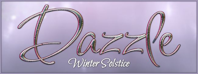 Dazzle Winter Solstice