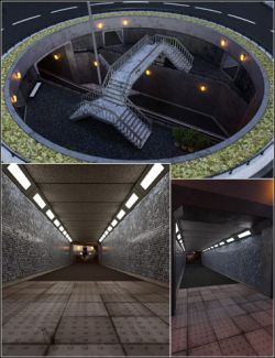 Roundabout Underpass