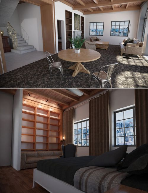 Architect's Penthouse