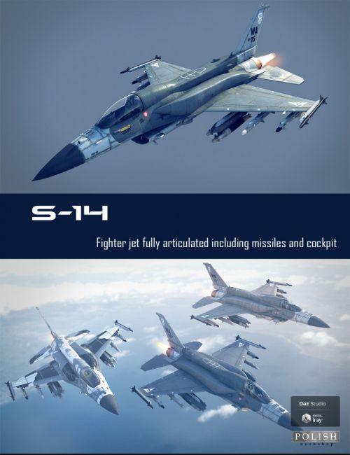S-14 Fighter Jet
