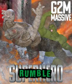 SuperHero Rumble for G2M Volume 1