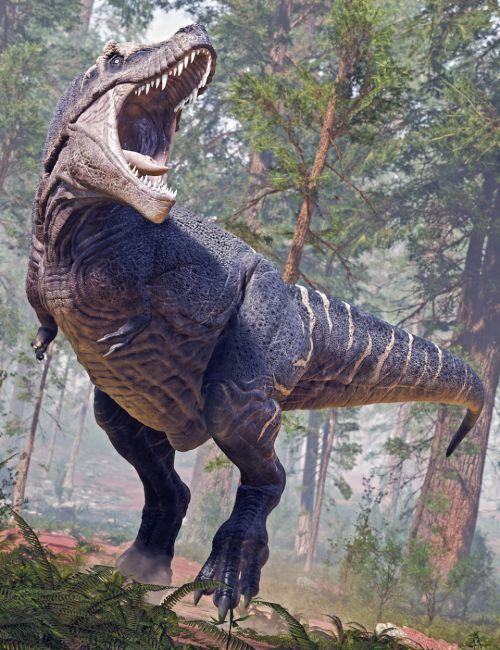Tyrannosaurus Rex 2 Berserker