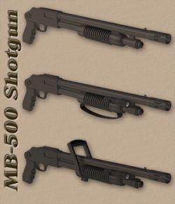 MB-500 Shotgun Set