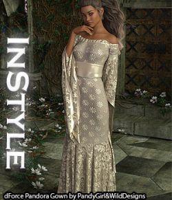 InStyle - dForce Pandora Gown