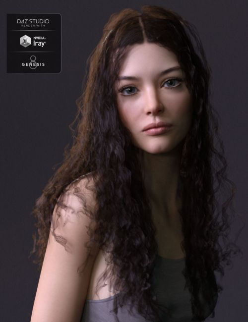 Miriam HD for Genesis 8 Female
