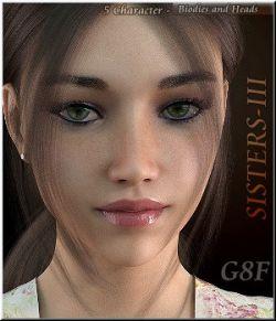 Sisters -III - Genesis 8 Female