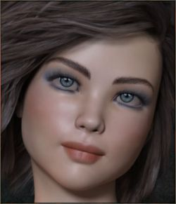 TDT-Angelique for Genesis 8 Female