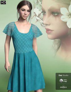 Carmelita HD for Genesis 8 Female(s)