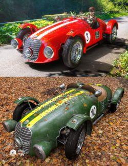 Sports Car Meteor Iray