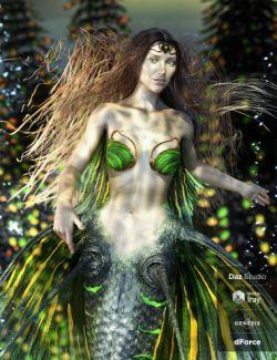 Alascanus Hair with dForce for Genesis 8 Female(s)