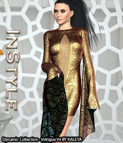 InStyle- Dynamic Collection- Intrigue V4