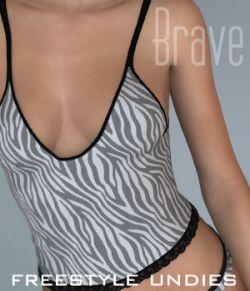 Brave - FS Undies Textures