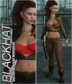 BLACKHAT - Bad Girl ReduX